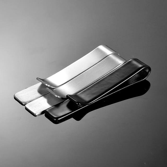 Classic Silver Men's Tie Pin