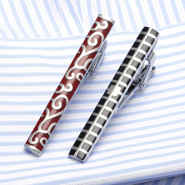 Men's Original Colorful Tie Clip